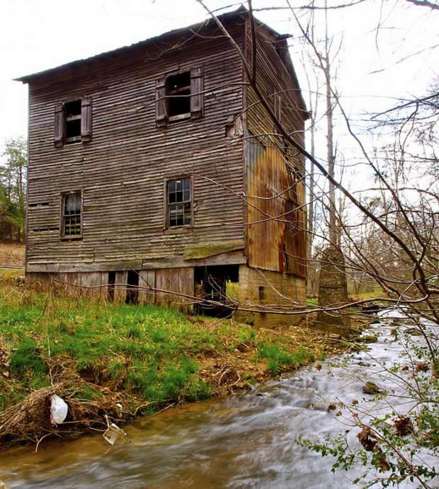 Cook's Mill