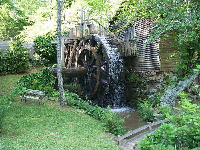 Johnson Grist Mill