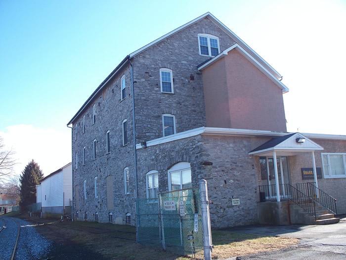 Pennock / Brosius Mill / Excelsior Roller Mill