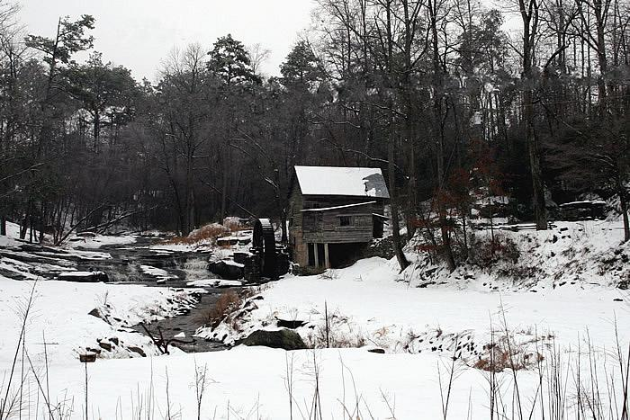 Laudermilk Mill / Short's Mill / Tumlin's mill