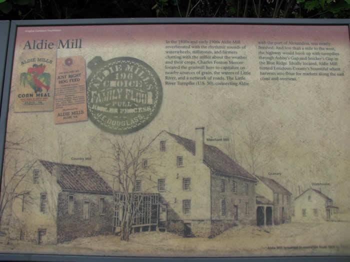 Aldie Mill