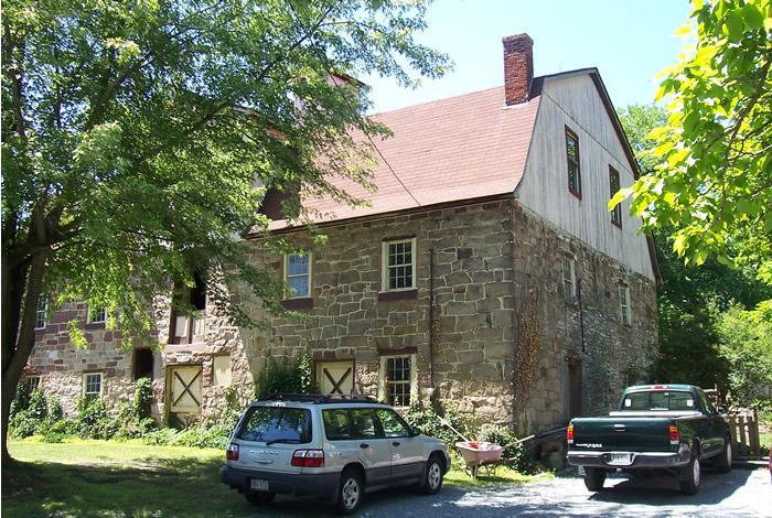 Lexington / Zartman's Mill