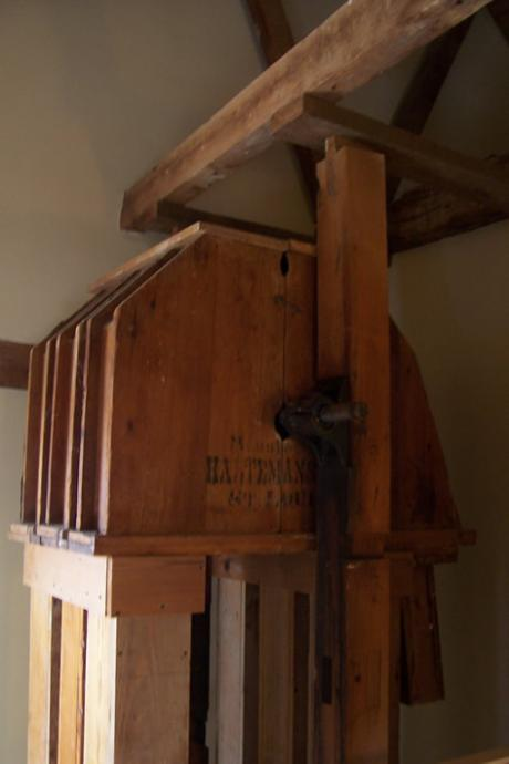 Johnson Mill