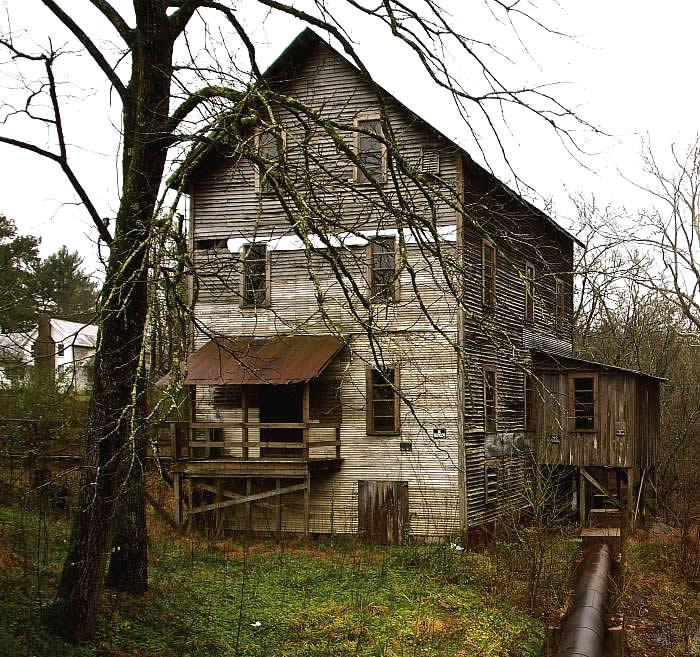 Wilburn Mill / Fall Creek Mill