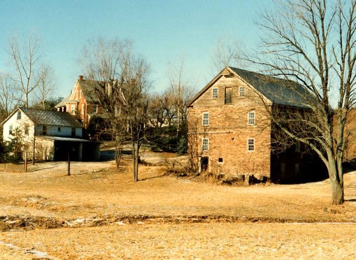 Derstine's Grist & Saw Mill