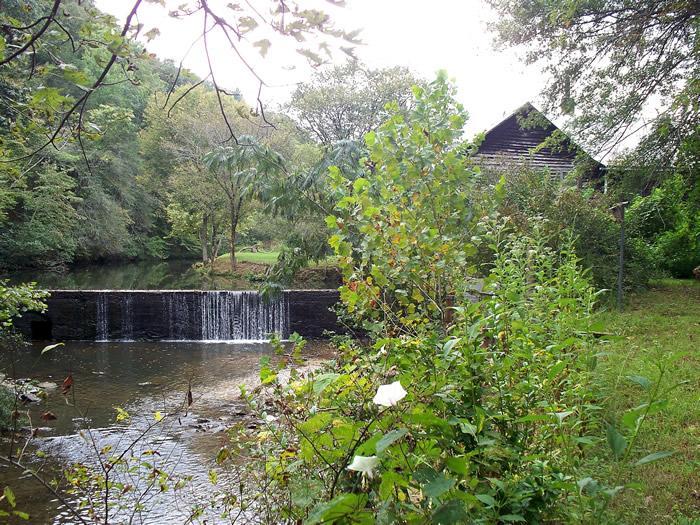 John Martin Mill / Coada Mill