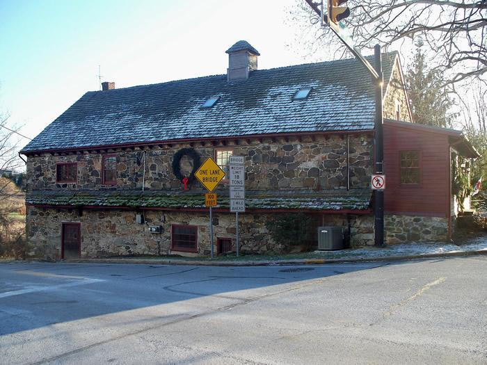 Strode's Grist Mill
