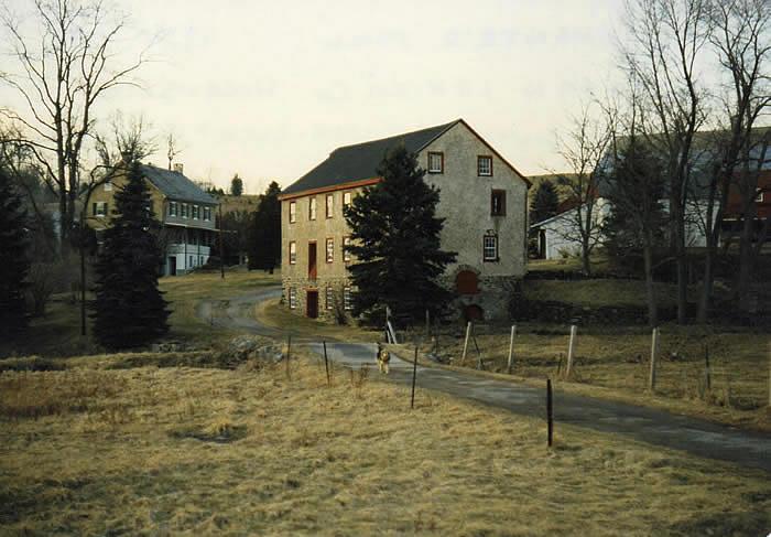 Schantz's Oil/Grist Mill