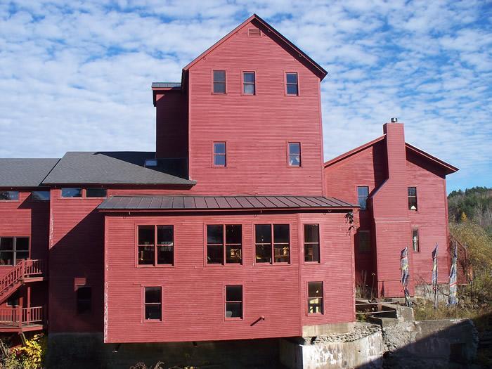 Johnson Grist Mill / C.E. Sterne Feed & Grain