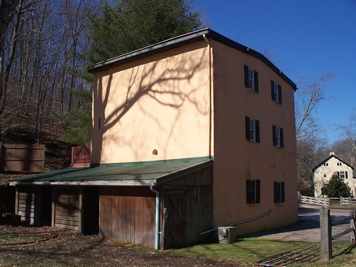 Green Valley Mill / J. Speakman's Mill
