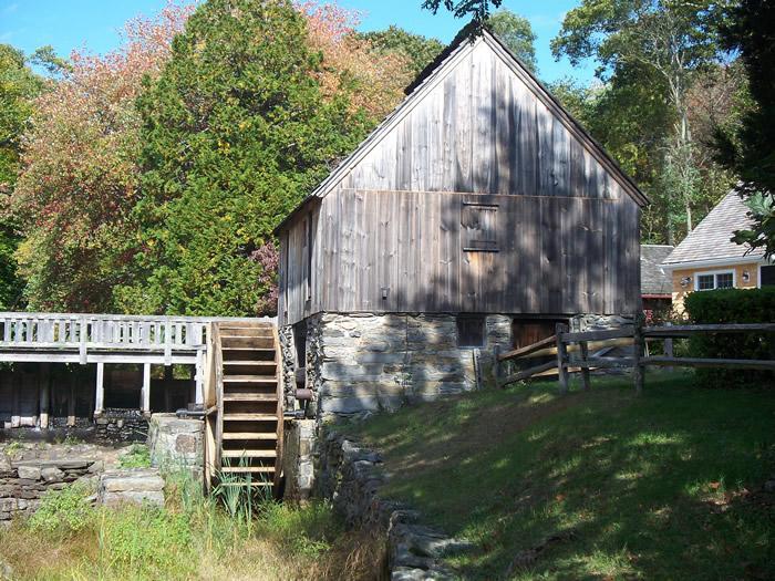 Stuart Grist Mill