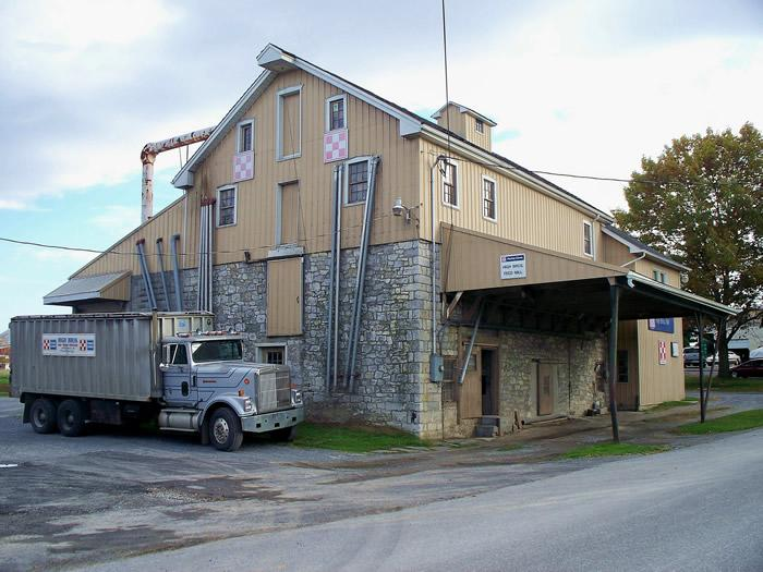 Mill Creek Flour Mill