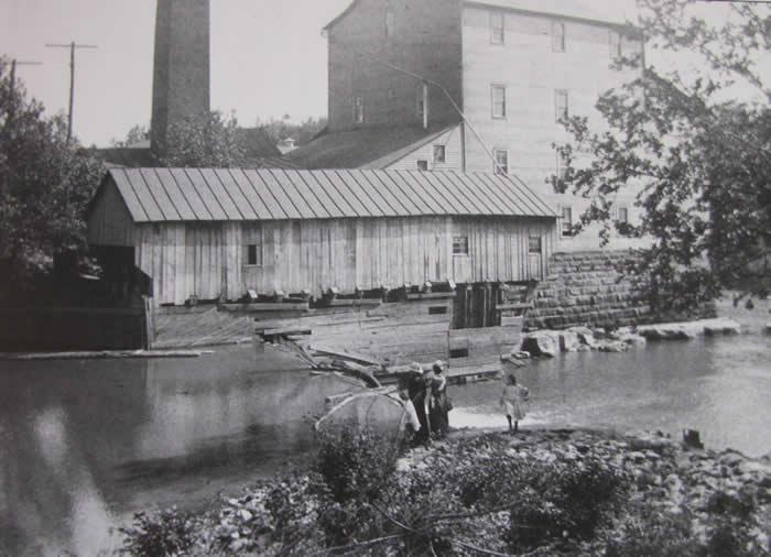 Enlow Mill / Eckert Mill / Jasper City Mill