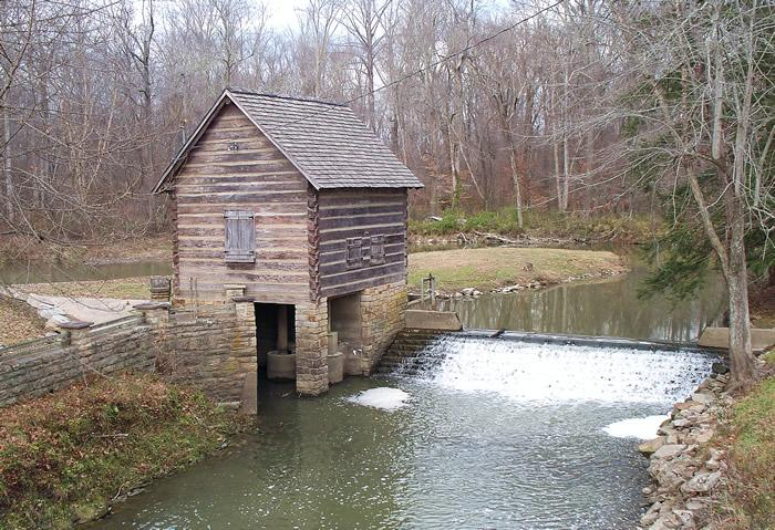 McHargues Mill