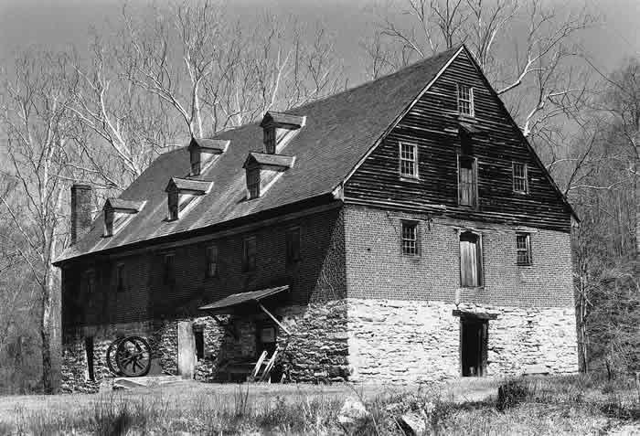 Muddy Creek Mill / Moon's Mill