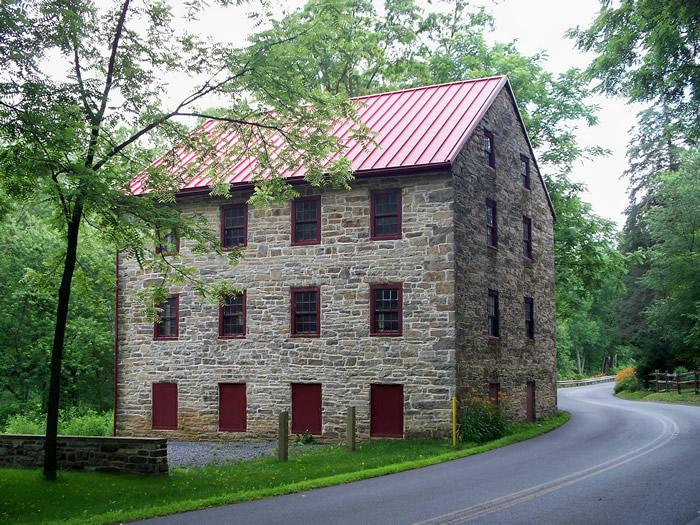 Juniata Woolen Mill / aka Lutz Factory