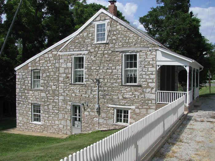 Rock Mill / Zeitinger's Mill