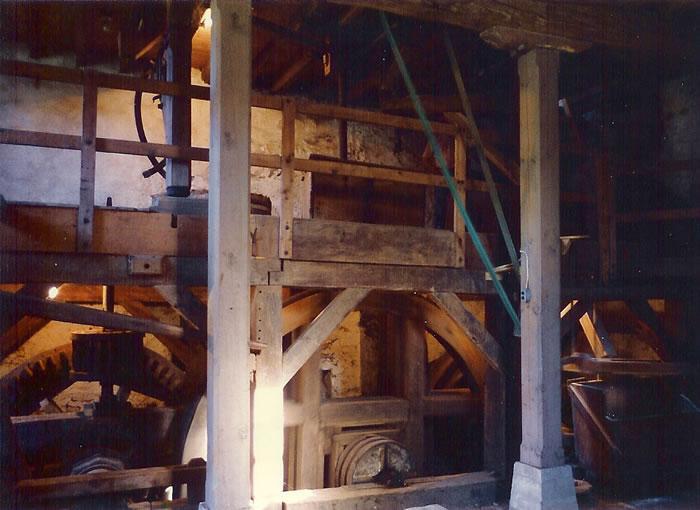 Nathaniel Newlin Grist Mill