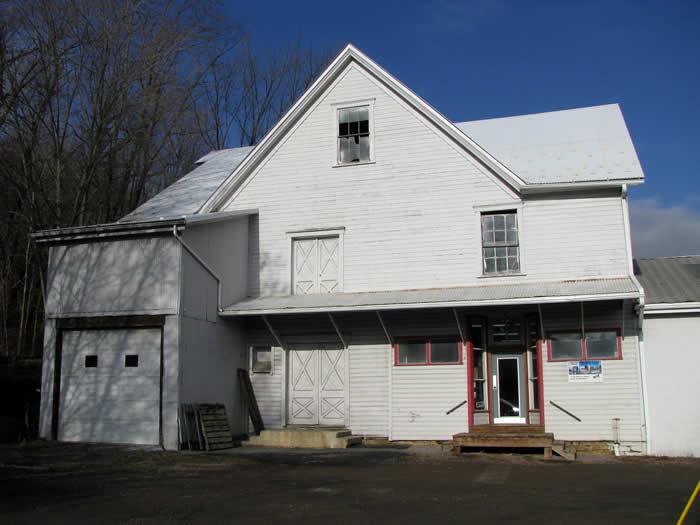 Old Mill in West Salisbury