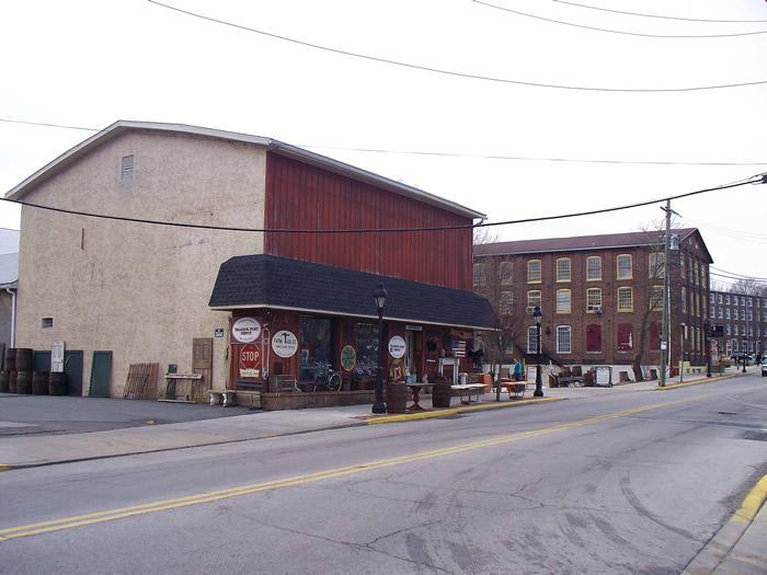 S.S.Buckwalter Feed, Grain & Seed Mill
