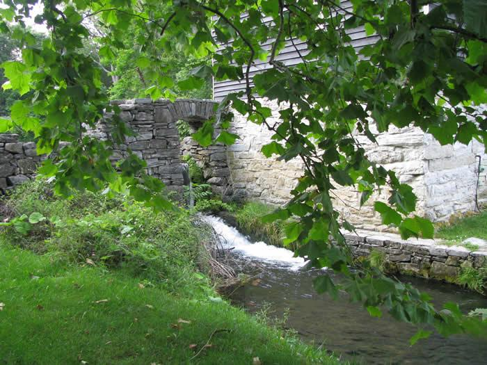 Mill at Vaucluse Springs