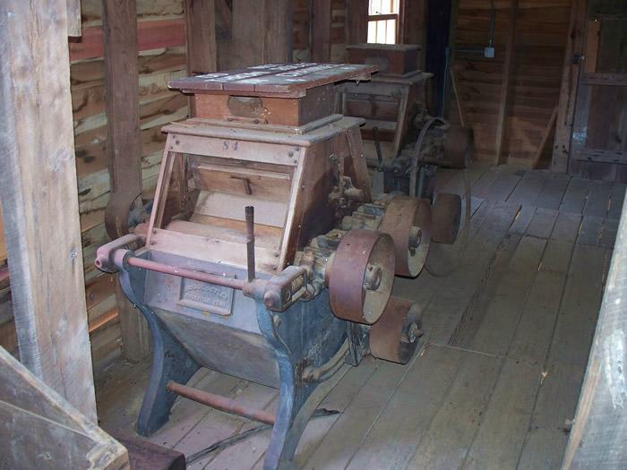Alvin C. York Grist Mill