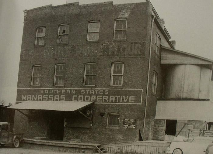 Manassas Feed Mill / Southern States Manassas Cooperative