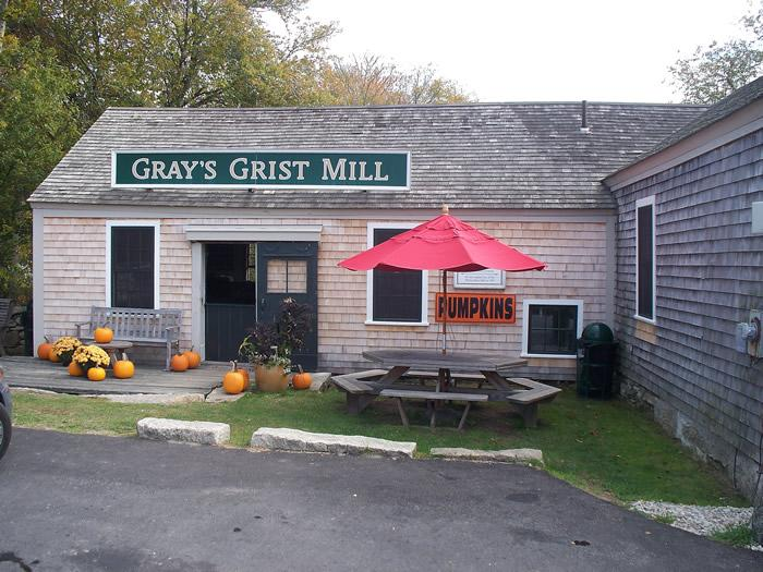 Gray's Grist Mill