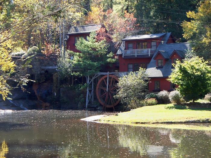 John Earles Mill / Rhett Mill