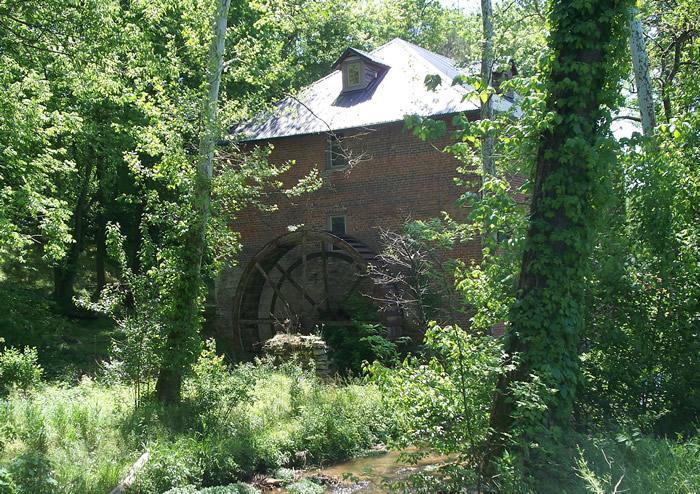 Cox Mill / Mill Spring Mill