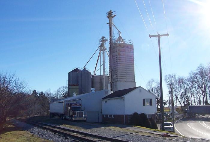 Weaver's Mill / Limerock Feed Mill