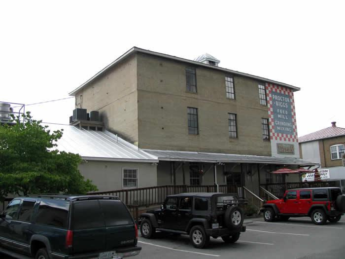 Proctor & Biggs Feed Mill