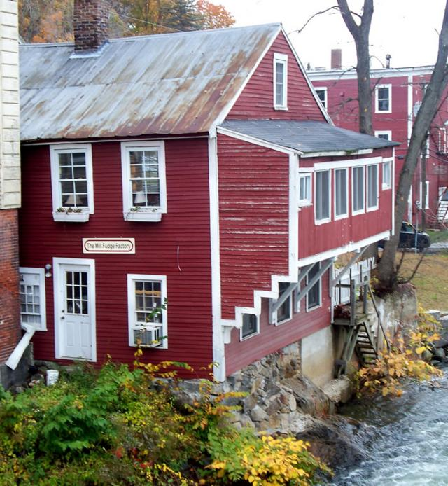 Taylor & Shaw Grist Mill