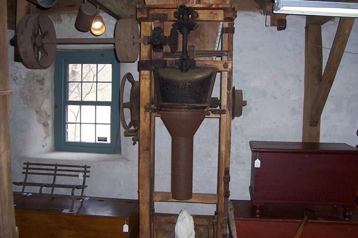David Knauer's Mill / Knauertown Mill