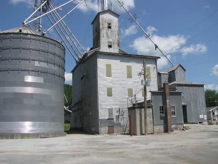 Prairie de Rocher Grain Elevator