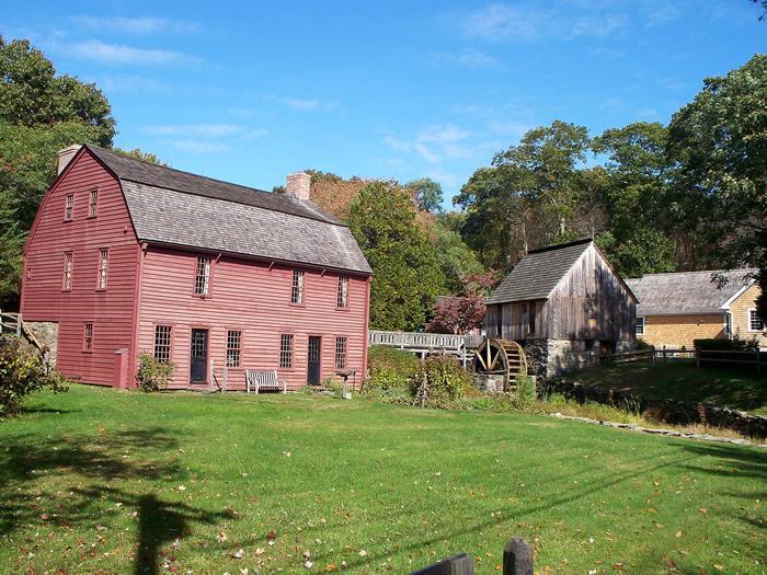 Stuart Snuff Mill