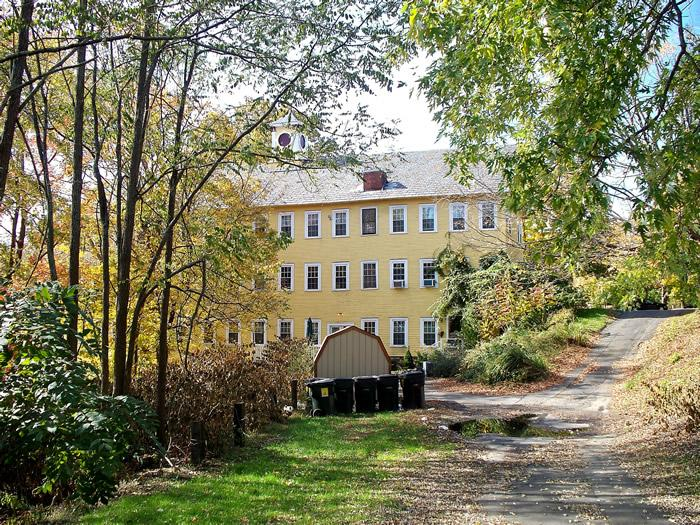 Hatfield Grist Mill / Shattuck Gun Shop / Old Mill inn