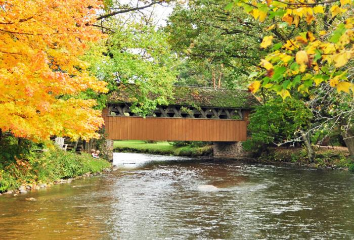 Red Mill / Crystal River Grist Mill