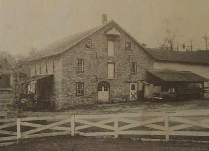 Shenk's Mill