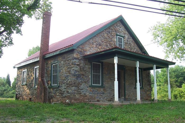 Old Stone Schoolhouse