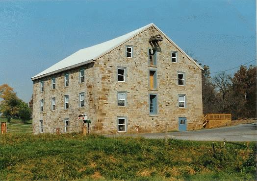 Nissley's Mill