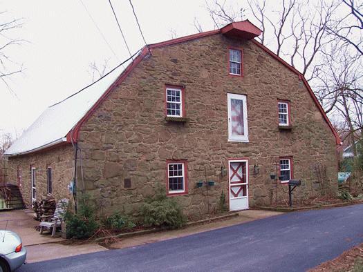 Manada Hill Grist Mill