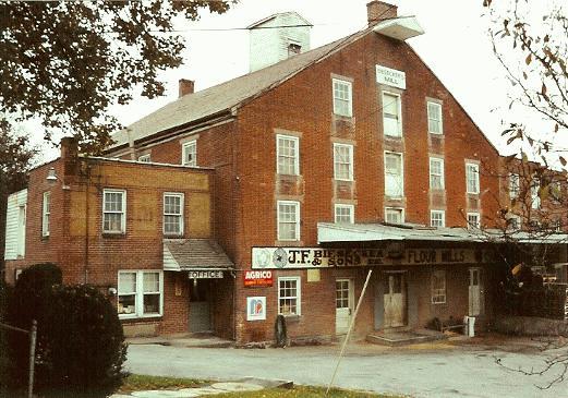 Biesecher's Mill