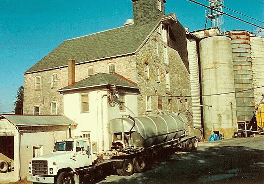 Saw Mill For Sale >> Bushong's Mill / Zook's Flour Mill - Lancaster Co. - Pennsylvania