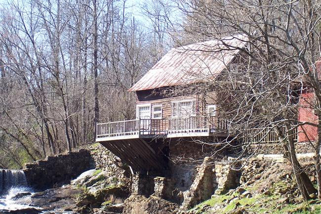Whatley's Grist Mill
