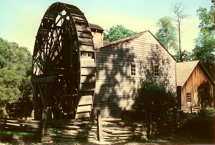 Bale Grist  Mill