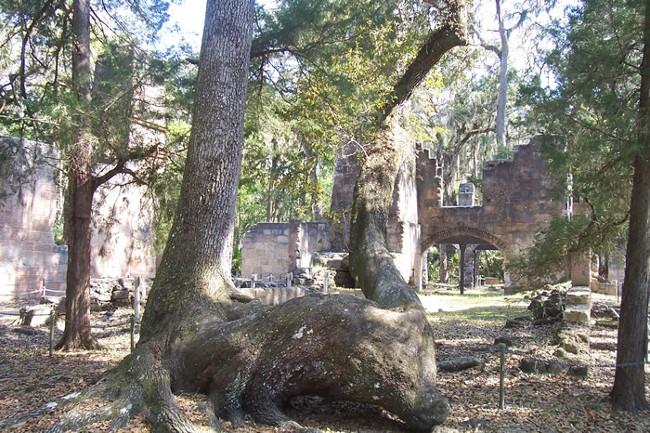 Ruins:  Bulow Plantation Sugar Mill