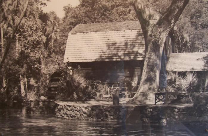 Juniper Springs Mill