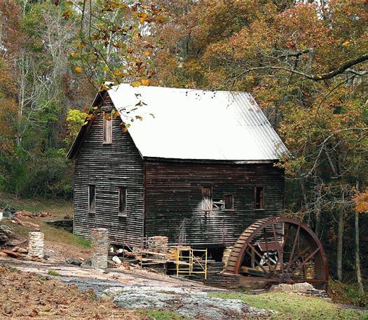 Colorado Mills: Ragsdale Mill & Saw Mill