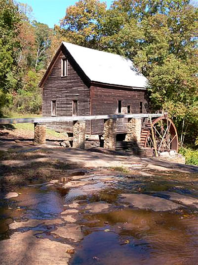 Ragsdale Mill & Saw Mill - Banks Co  - Georgia